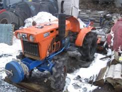 Kubota. Мини трактор