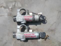 Замок зажигания. Nissan Terrano, PR50 Двигатели: QD32ETI, QD32TI, QD32