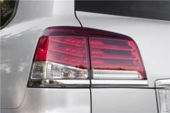 Стоп-сигнал. Toyota Land Cruiser Lexus LX570
