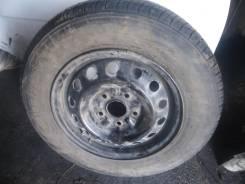 Пара колес. x14 5x100.00
