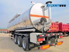 Atlant BTC3638. Полуприцеп битумовоз Новый Сертифицированный, 38 000 кг.