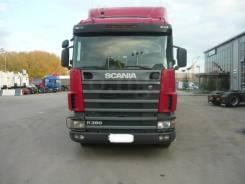 Scania Griffin. Scania R114LA 42NA380, 380 куб. см., 25 000 кг.