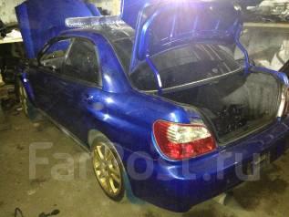 МКПП. Subaru Impreza WRX STI, GDB. Под заказ