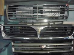 Решетка радиатора. Mitsubishi Chariot, N43W