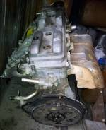 Масляный картер. Toyota Land Cruiser Prado, 95 Двигатель 3RZFE
