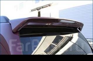 Спойлер. Toyota Land Cruiser Prado, GRJ120, GRJ120W, GRJ121W, GRJ125W, KDJ120, KDJ120W, KDJ121W, KDJ125W, KZJ120, LJ120, RZJ120, RZJ120W, RZJ125W, TRJ...