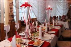 Ресторан для романтической свадьбы на берегу моря!