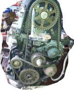 Лобовина двигателя. Honda Odyssey Honda Odissey Двигатель F23A