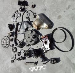 Крышка ремня ГРМ. Honda Odyssey Honda Odissey Двигатель F23A