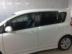 Toyota Ractis. вариатор, передний, 1.5 (110л.с.), бензин, 186 500тыс. км