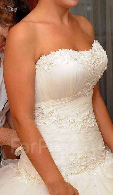 Свадебные платье кармелита