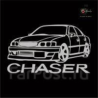 Наклейка. Toyota Chaser, JZX100