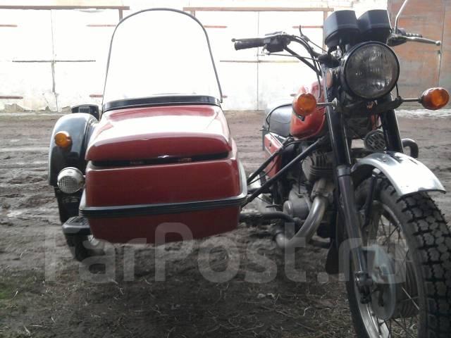 Продаю ИЖ Планета - 5 с коляской - Иж Планета 5, 1996 ... Мотоцикл Иж Планета 5 с Коляской