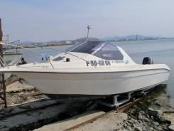 Suzuki. 1995 год год, длина 7,50м., двигатель подвесной, 90,00л.с., бензин