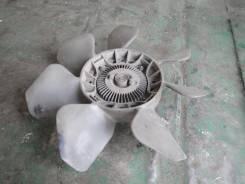 Вентилятор охлаждения радиатора. Toyota Lite Ace, CR31 Двигатель 3CT