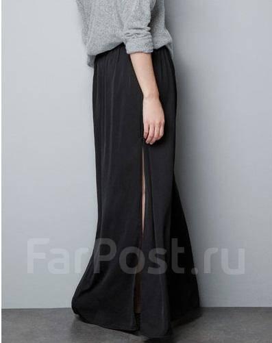 Длинная юбка из zara