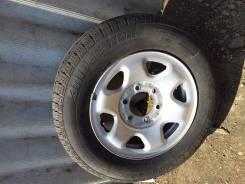 """Продам новое колесо сдиском под запаску 215/65 R15. x15"""" 6x139.70"""