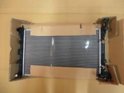 Радиатор охлаждения двигателя. Mitsubishi Colt, Z27A, Z26A, Z25A, Z24A, Z28A, Z23A, Z22A, Z21A