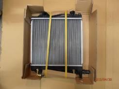 Радиатор охлаждения двигателя. Ford Festiva, DW3WF, DW5WF Mazda Demio, DW3W, DW5W, GW5W Двигатели: B3ME, B5ME, B5E, B3E