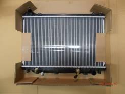 Радиатор охлаждения двигателя. Mazda Demio, DY5W, DY3R, DY5R, DY3W