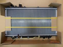 Радиатор охлаждения двигателя. Mazda Premacy, CP8W, CPEW, CP