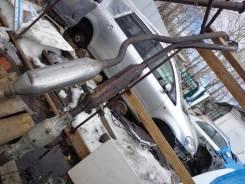 Глушитель Ипсум 2002г. в двс 2AZ, 4WD распил в разбор. Toyota Ipsum, 26 Двигатели: 2AZFE, 2AZ