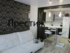 2-комнатная, улица Тухачевского 72. БАМ, агентство, 40кв.м. Комната