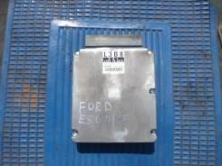 Блок управления двс. Ford Escape Двигатель L3