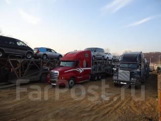 Автовозы по РФ! доставка авто, катеров, спецтехники