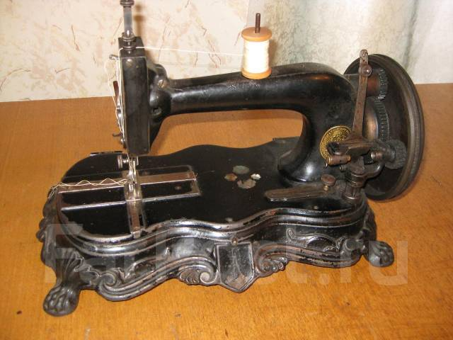 зингер швейная машинка цена антиквариат фото