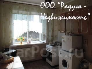 2-комнатная, улица Сабанеева 13. Баляева, агентство, 52 кв.м. Кухня