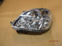Фара. Toyota Vitz, NCP131, SCP10, SCP13, NCP10, NCP13, NCP15 Toyota Yaris, NCP13, SCP10, NCP11, NCP12, SCP12, NCP131, NCP10