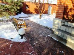 Декоративный печатный бетон - альтернатива брусчатке!