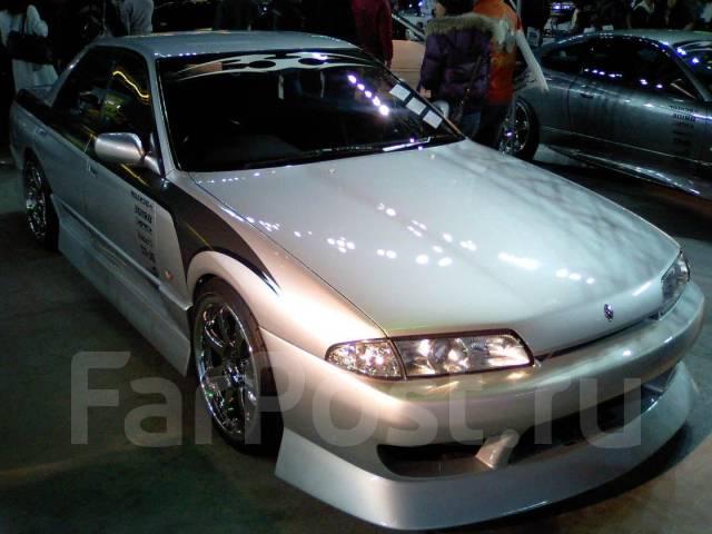 Обвес кузова аэродинамический. Nissan Skyline, ER32, YHR32, FR32, ECR32, HR32, HCR32, HNR32, BNR32
