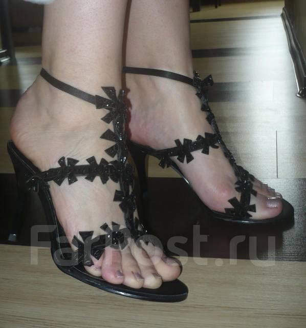 Туфли секси шпилька