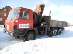 Tatra. -815 HMF-3450, 15 825 куб. см., 12 000 кг.