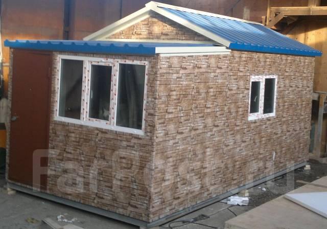 Изготовления дач, павильонов, бытовок. Возможен кредит от 12%.