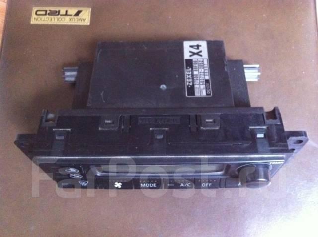 Блок управления климат-контролем. Nissan Silvia, S15