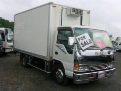 Isuzu Elf. рефрижератор NPR71, широкая кабина, 4HG1 двигатель, под птс., 4 600 куб. см., 2 000 кг. Под заказ