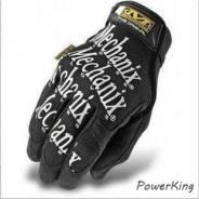 """Тактические перчатки """"Mechanix""""- черно-белые."""