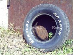 General Tire XP 2000. б/у, износ 30%