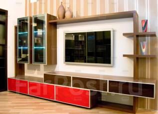 Изготовление корпусной и встроенной мебели