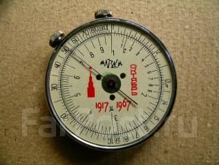 Круговая логарифмическая линейка 1969 г. Оригинал