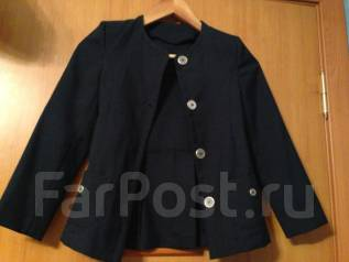 Пиджаки школьные. Рост: 122-128 см