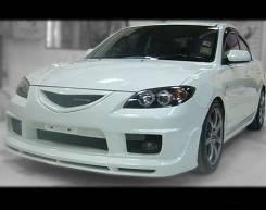 Комплект обвеса KenStyle Mazda 3 (5 дверей). Mazda Mazda3