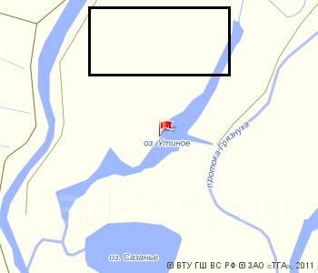 3 Га район озеро Утиное! Обмен!. 30 000кв.м., собственность, вода, от частного лица (собственник). План (чертёж, схема) участка
