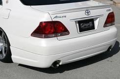 Спойлер. Toyota Crown, GRS180, GRS182, GRS181, GRS184, GRS183, GRS188