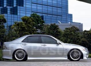 Порог пластиковый. Toyota Altezza, SXE10