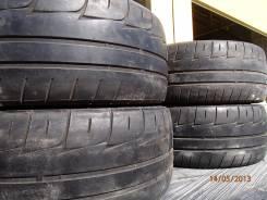 Bridgestone Potenza RE-11. Летние, 2008 год, износ: 50%, 4 шт