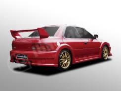 Расширитель крыла. Subaru Impreza WRX, GC8LD3, GC8 Subaru Impreza, GC8